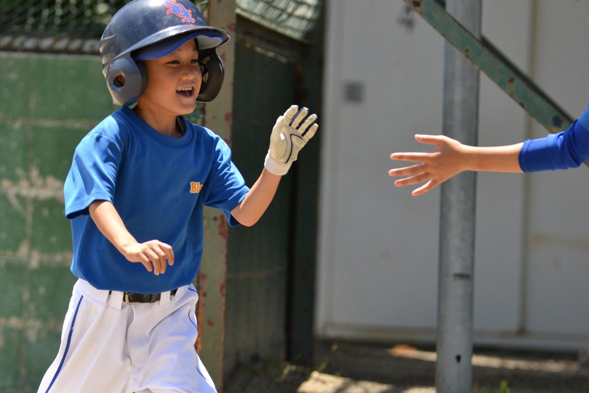野球家庭教師