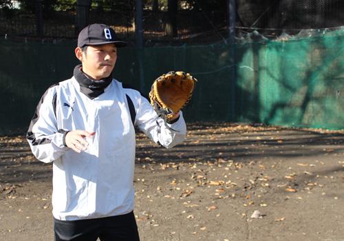中澤コーチの野球個人レッスン・野球個人指導・野球家庭教師