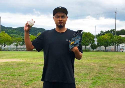 大阪での内田コーチの野球個人レッスン・野球個人指導・野球家庭教師