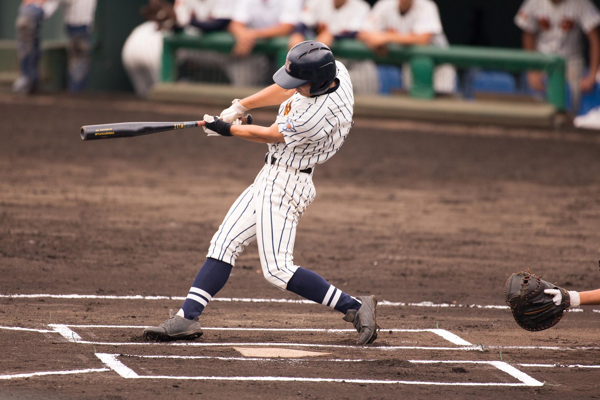 中学生の野球個人指導・野球家庭教師